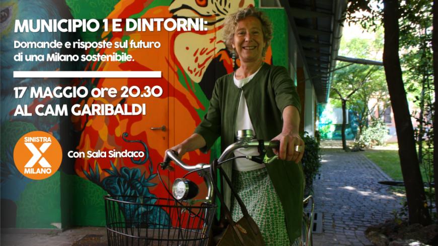 MUNICIPIO 1 E DINTORNI: domande e risposte sul futuro di una Milano sostenibile.